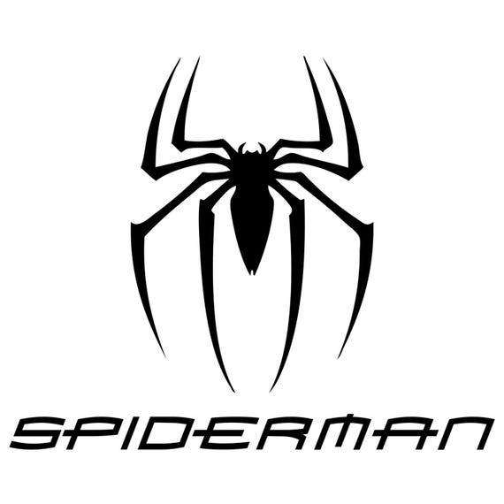 Spiderman Logo Downloadable Cross Stitch Pattern Pdf