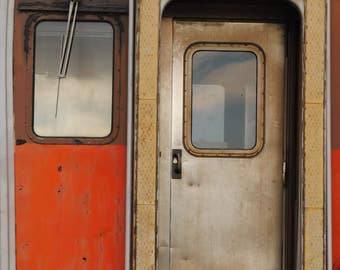 Photography, Rustic Photo, Train Photograph, Photograph, Wall Art