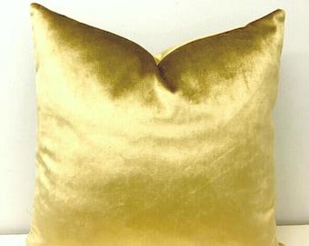 gold luxury velvet designer pillow cover gold pillows velvet pillow cushions throw