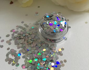 Disco sequin glitter pot