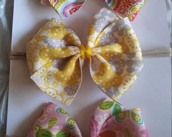 Set of 3 headbands