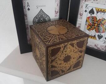 Hellraiser Puzzle Box Prop Replica// Lament Configuration