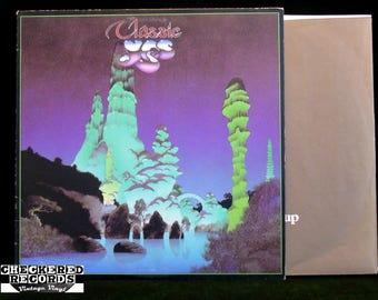 Yes Classic Yes VG+ Vintage Vinyl LP Record Album