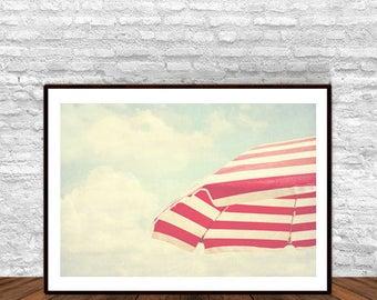 Coastal Decor, Beach Decor, Nature Decor, Nature Print, Nursery Decor, Beach Poster, Wall Art, Nursery Art, Summer Poster