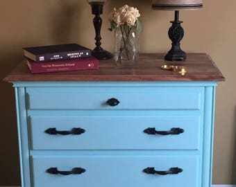 Unique Refurbished Farmhouse Dresser