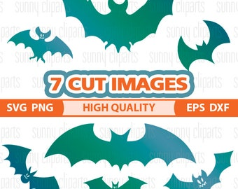 Bat Svg, Halloween Svg, Batman Svg, Bat Decal, Batman Clipart, Svg Files For Silhouette, Digital Cut Files, Cuttable Svg, Commercial Use Svg