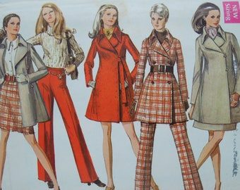 Simplicity 3412 Sewing vintage pattern