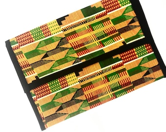 African Print Bag, African Print Clutch Bag, Black Clutch Bag, African Print Handbag,  African Print,  Clutch Bag, Clutch Purse