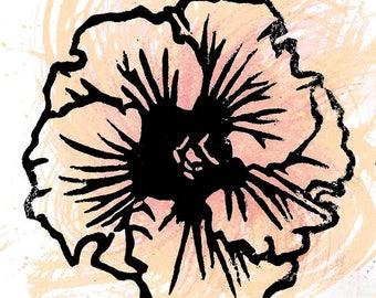 Hibiscus Print 07