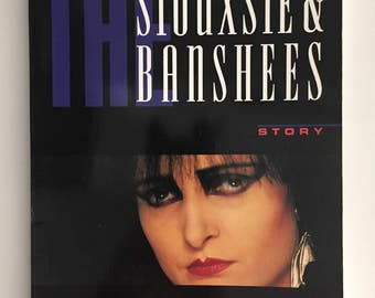 RARE — Vintage Entranced The Siouxsie and the Banshees Story