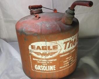 Vintage Eagle Kerosine 5gal