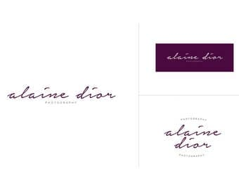 Feminine Logo Design 3