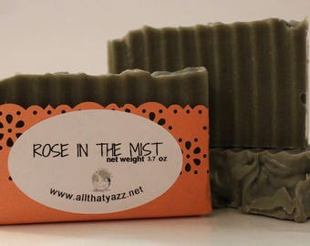 Rose in the Mist Soap