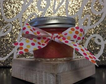Raspberry Lemonade Sugar Scrub