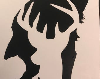 Harry Potter Marauders Decal