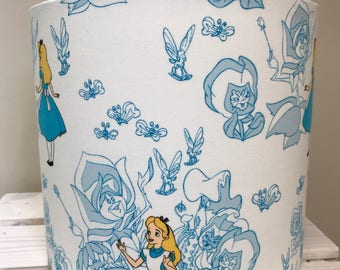 Alice In Wonderland Lampshade