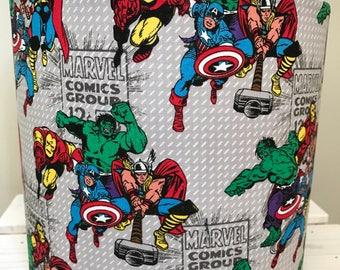Marvel Lampshade