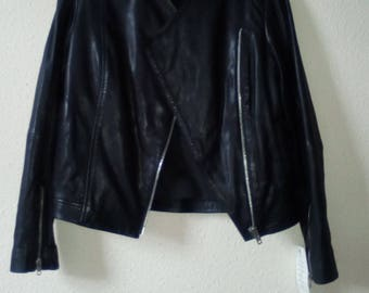 Whistles Real Leather Jacket