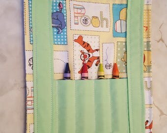 Winnie the Pooh Crayon bag holder