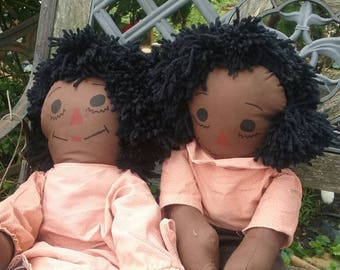 Vintage Primitive dolls