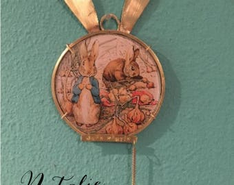 Little Beatrix Potter Bunny Picture frame