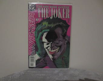 Comic book artwork-JOKER 257