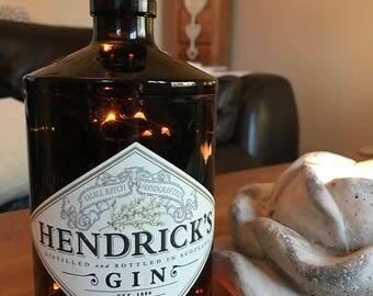 Hendricks Bottle Light