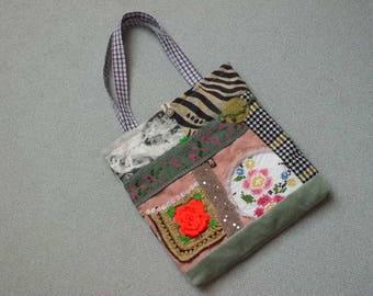 Handbag, shoulder bag - crazy-