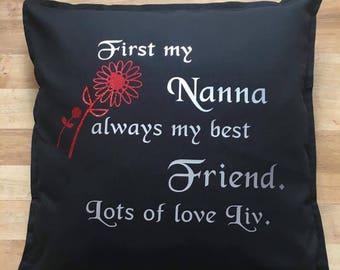 Nanna cushion