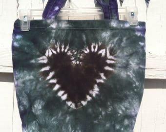 Tie Dye Canvas Bag