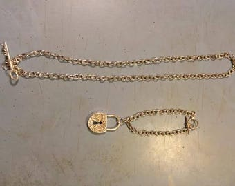 Key and Locket Set