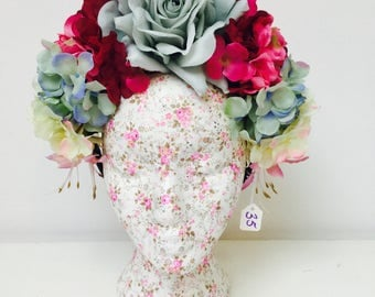 Beautiful Flower Head Piece