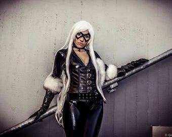 cosplay Black Cat