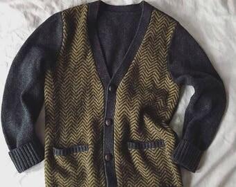 Boyfriend's Lambswool Sweater