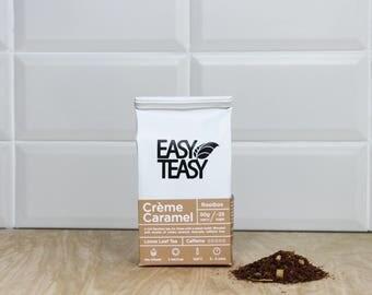 Crème Caramel Rooibos Loose Leaf Tea 50g