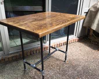 Reclaimed Wooden oak table