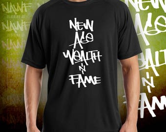 NAWF New Age Wealth & Fame (Custom Clothing Line)