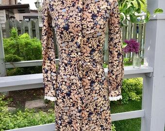 Vintage spring summer dress