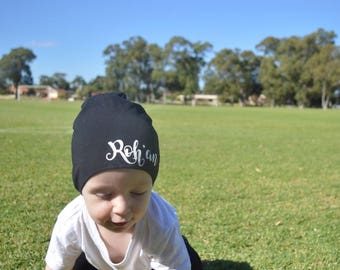 Personalised Baby/Child Hats