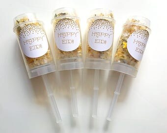 Eid Party Poppers (Set of 4)