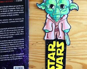 YODA Star Wars - Bookmark