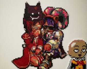 Your Ragnarok Online character in hamabeads