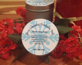 Winter Body Balm