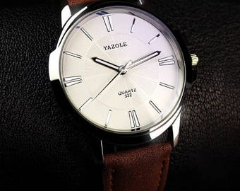 Men's Luxury Quartz Watch