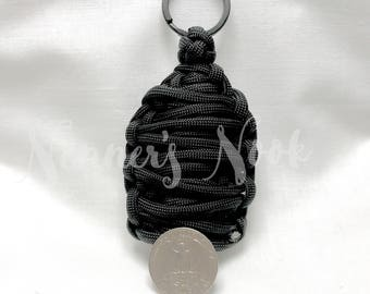 Paracord Grenade Keychain - MTO