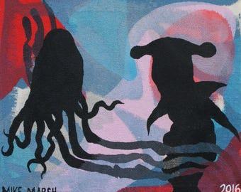 Shadoctopus and Shardow