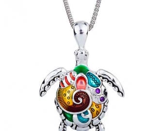 Turtle Magic Necklace