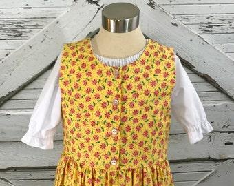 Size 10--Practical Prairie Dress Set