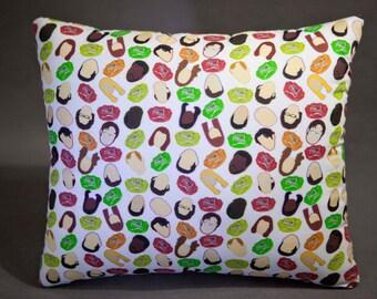 The Office Pillow - Stapler in Jello