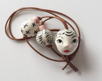Fortune Teller Necklace no.1